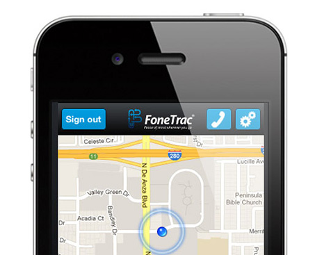 FoneTrac Travel Security App, Medical Travel Security App