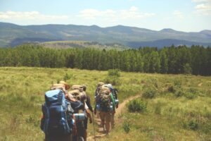 Study Abroad Hikers Worried about their Security